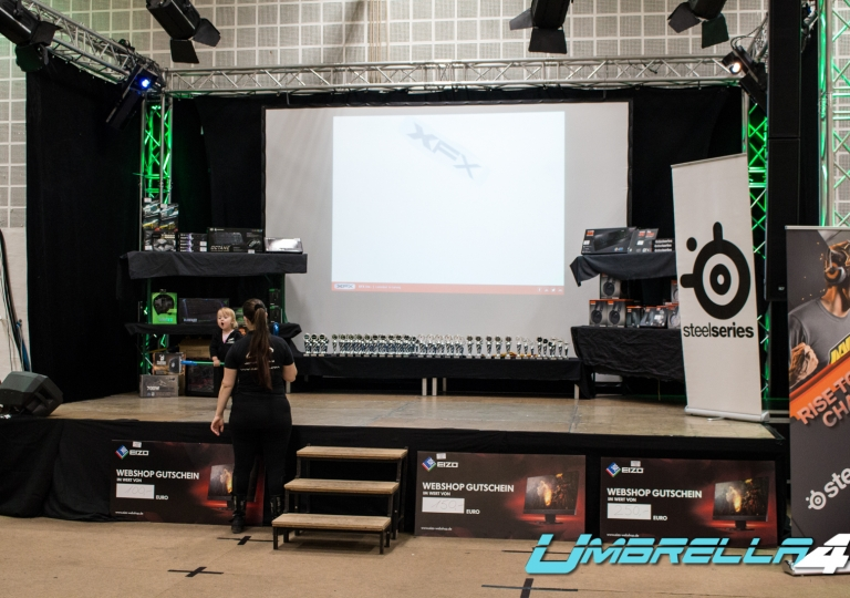 Gamesession Hannover 2015 #2-3